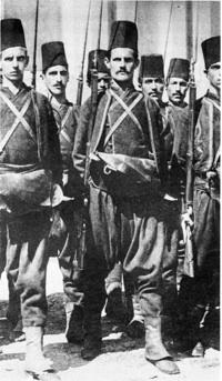 Balkan Wars - Turkey in the First World War