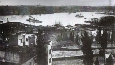 Naval Operations - Turkey in the First World War